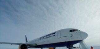 Icelandair Makes Coolest Trip Ever from Cape Town to Antartica. Photo: Icelandair website