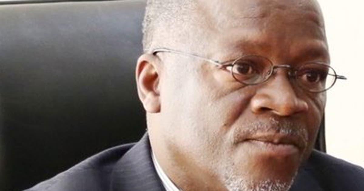 Tanzania President John-Magufuli dies