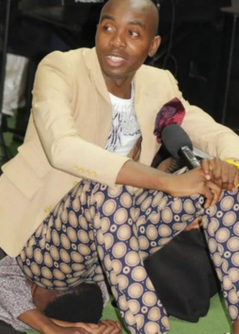 pastor farter South Africa