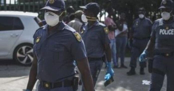 SAPS-Student-Protests