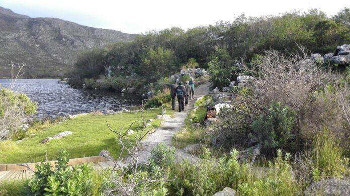Silvermine Dam man missing