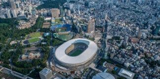 Tokyo 2020 Olympic Stadium no overseas spectators