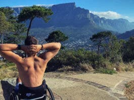 Xander van der Poll Paralysed SA Expat on Path to Paralympics with British Rowing