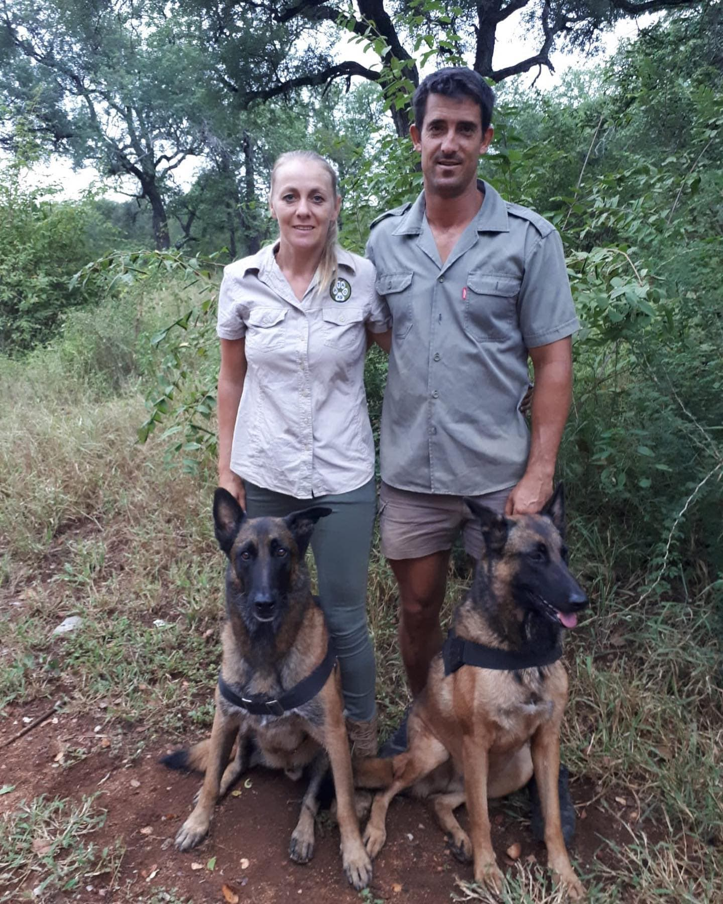 K9 anti rhino poaching