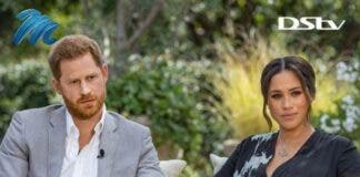 meghan and harry dstv