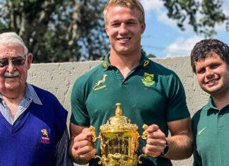 Webb Ellis Cup went to Middelburg
