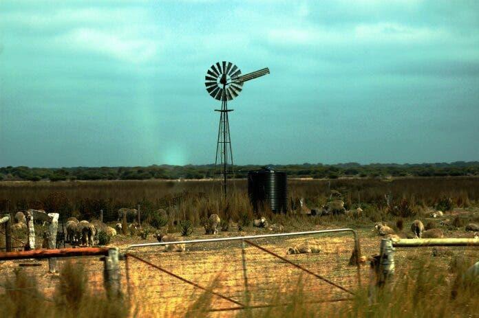 Australia farm