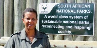 Cathy Dreyer First Female Head Ranger for Kruger National Park