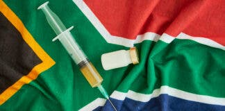 J&J vaccine rollout paused in South Africa blood clots