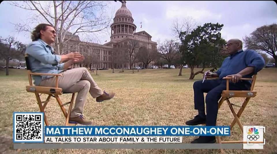 Matthew McConaughey veldskoen shoes