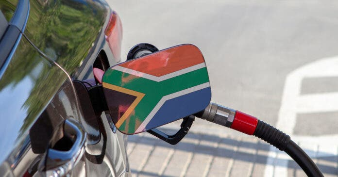 SA Petrol Price Decreases in October