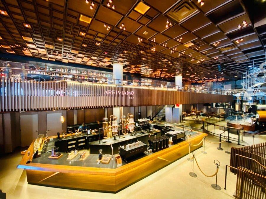 Starbucks Reserve New York City
