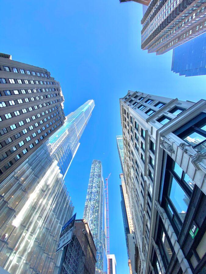 Steinway Tower New York City