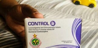birth control pills Zimbabwe
