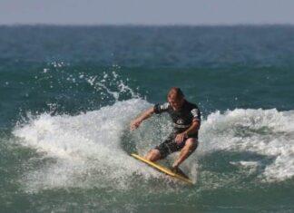 Robert Frauenstein bodyboarder shark attack