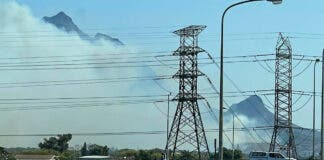 Cape Town Fire Firefighters