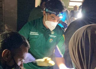 Gift of the Givers Feeds 4,000 UCT Students