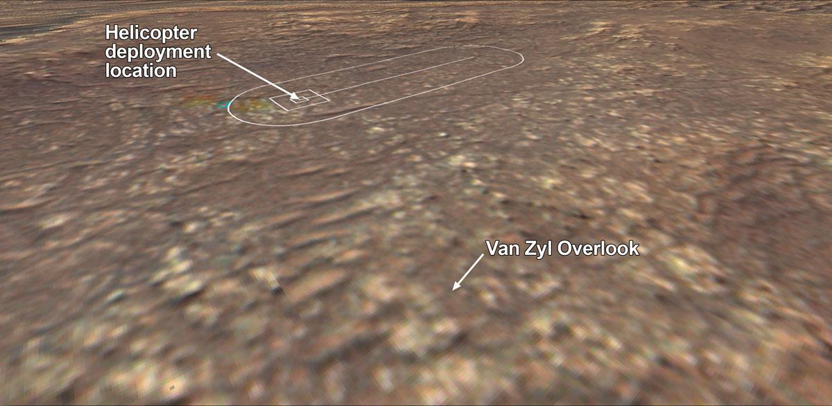 Mars Japie van Zyl