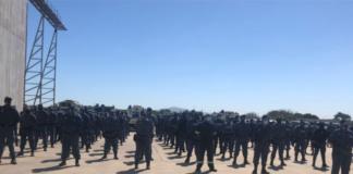 Law enforcement on high alert amidst threat of national shutdown