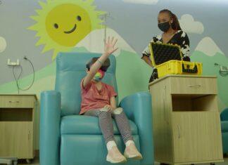 Carte Blanche: Ill Children Still Reaching for Their Dreams