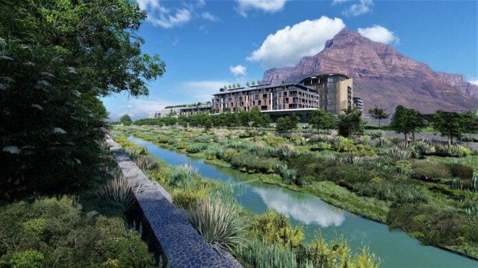 river club amazon cape town development