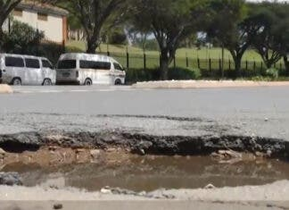 South Africa's pothole pandemic on Carte Blanche this week