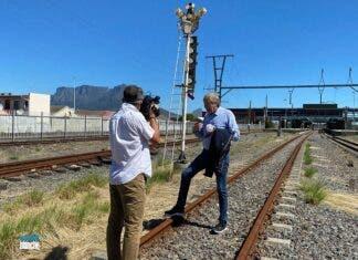 shacks rail lines Cape Town Carte Blanche