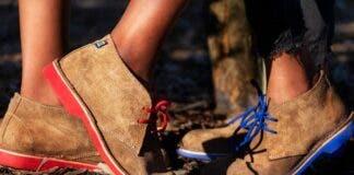 veldskoen shoes Olympics and Paralympics