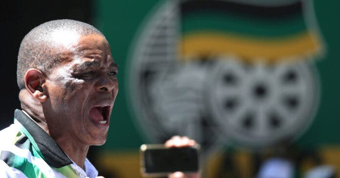 Ace Magashule suspended by ANC