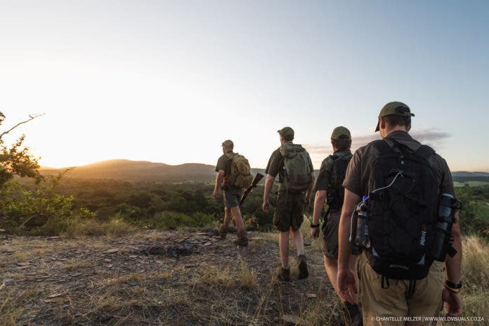 Trainee Guide Discharged in Good Spirits After Surviving Black Rhino Attack