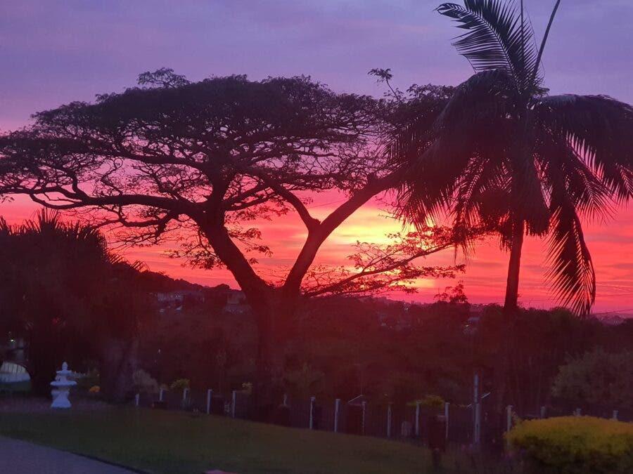 Durban Chatsworth sunrise Kershnee Govender