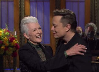 WATCH Elon Musk and Mom Capture Hearts on Saturday Night Live