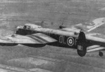 Lancaster Bomber Search for Denis Charles James McKendry