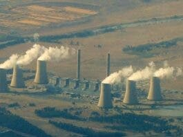 South Africa's carbon emission