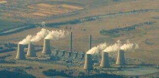 South Africa's carbon emission
