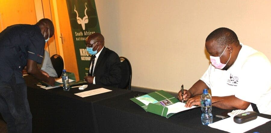 Thulamela Descendants Sign Momentous Agreement with Sanparks