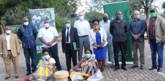 Thulamela Descendants Sign Momentous Agreement with Sanparks