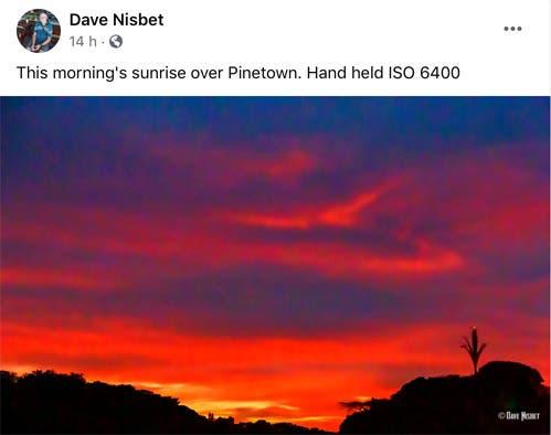 Pinetown-sunrise