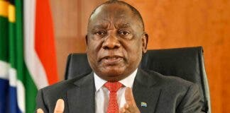 Ramaphosa speak National Assembly