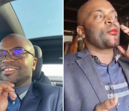 DA Condemns Attack on Solly Msimanga