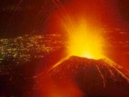 Thousands Flee as Volcano Erupts in DR Congo