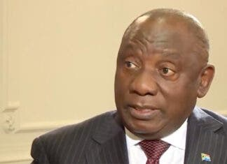 Ramaphosa: South Africa Can Help in Gaza, Bring the 2 Sides Together