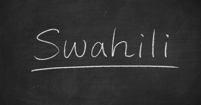 Introduction of Swahili in Schools to Help Decolonisation and Business in Africa