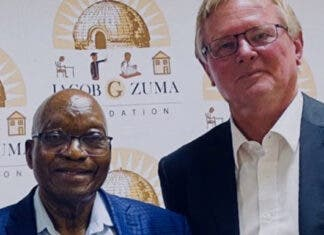 Human Rights Lawyer Believes Arms Deal Case Against Zuma is 'Unfair'