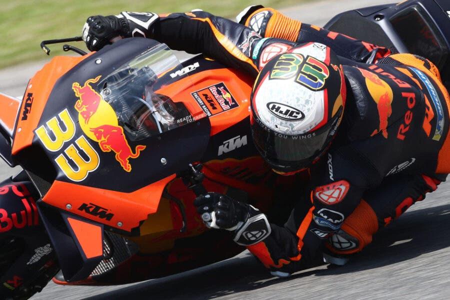 Brad inks new MotoGP deal until 2024 | Krugersdorp News