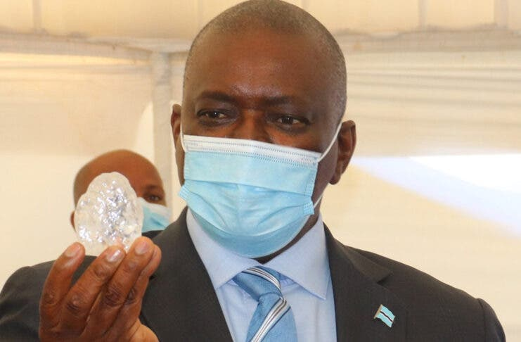 Third Largest Diamond in the World Discovered in Botswana