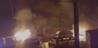 Businesses Burn in Eswatini as Protestors Ignore Curfew