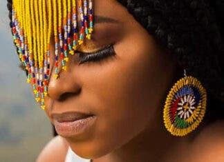 Fikile Cele Angel Miss South Africa dreams