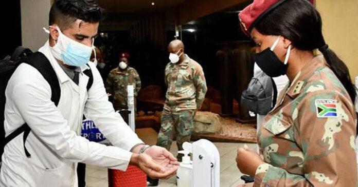 Level 5 Rumours Rise as Gauteng Premier Raises Alarm Covid Crisis