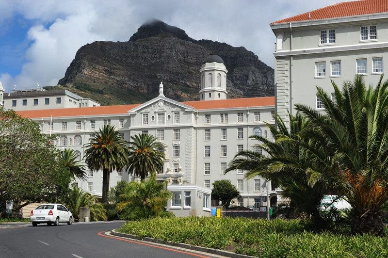 A team of academics at UCT and Groote Schuur Hospital have performed South Africa's first bowel enteroscopy using the novel PowerSpiral device. Photo UCT News.